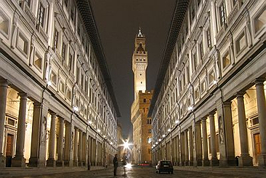 Galerie des offices de florence - Musee des offices florence reservation ...