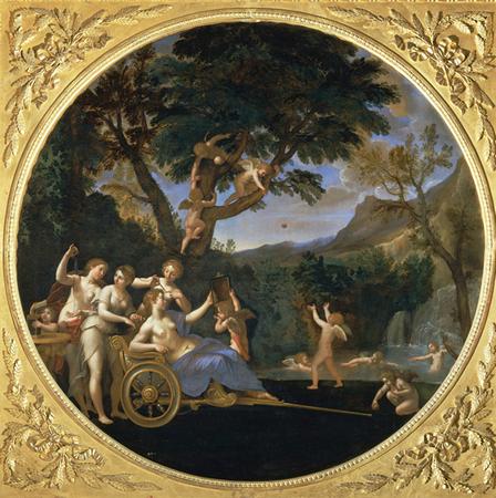 Index of peinture peintres albane for Peinture toilette