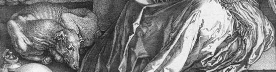 La Melencolia d'Albrecht Dürer