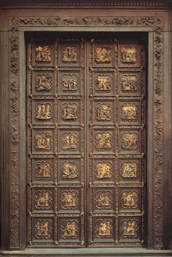 Portes nord du baptist e de florence de lorenzo ghiberti - La terza porta ...