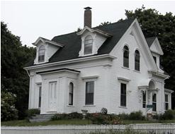 La maison des hodgkin d 39 edward hopper - Edward hopper maison ...