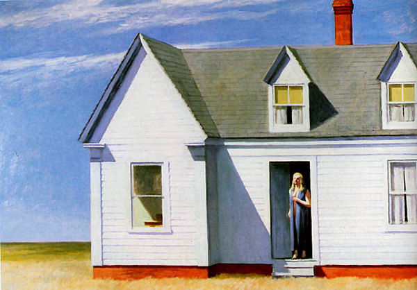 Midi de Edward Hopper
