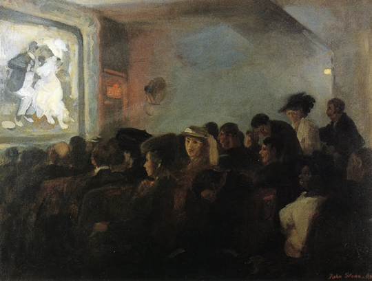 John Sloan Moviesfivecents